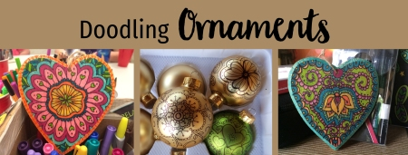 Doodling Ornaments