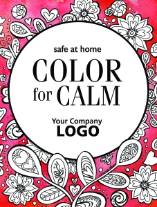 sample coloring booklet