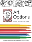 art options for coloring pages